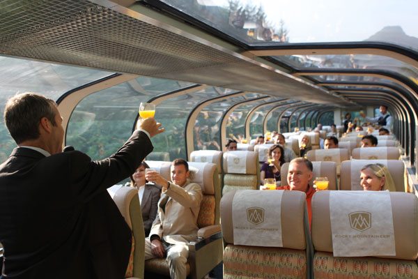 Rocky Mountaineer Introduces 'Peak 3' Travel Deal