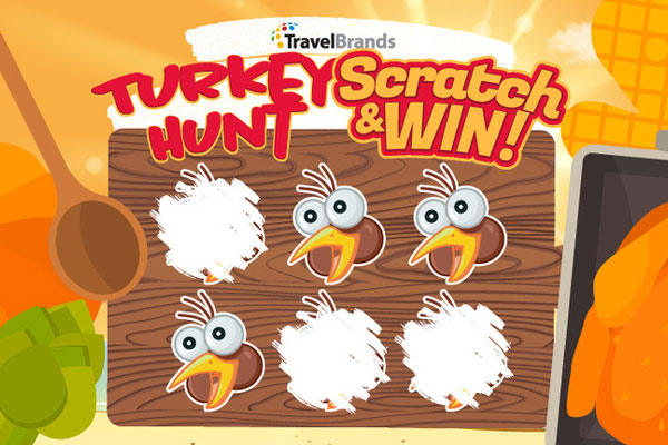 Scratch And Win With TravelBrands