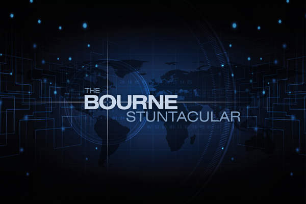 Universal's 'Bourne Stuntacular' to Debut in Spring