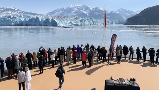 Cunard Adds More Alaska Out Of Victoria
