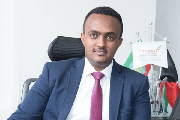 Ethiopian Airlines Welcomes New Country Manager