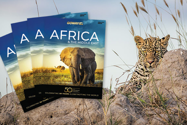 Goway Releases 2020 Africa Travel Planner