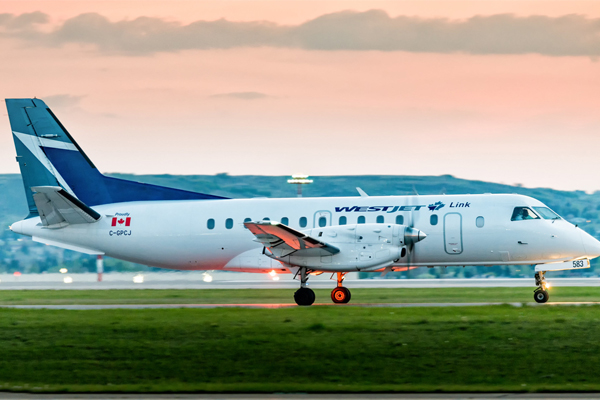 WestJet Connects Vancouver And Cranbrook