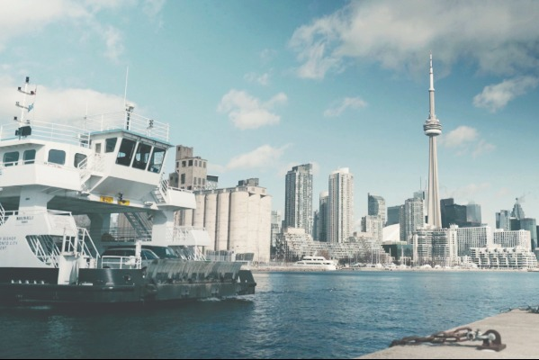 Billy Bishop Airport Ferry to Go Electric