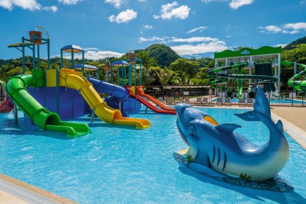 RIU's Splash Water World Opens In Costa Rica