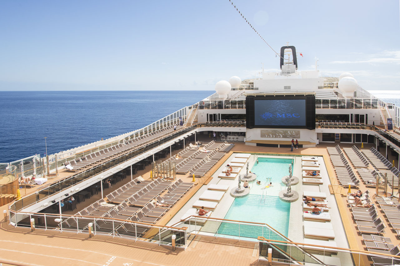 Sunwing & MSC Cruises team up to offer agents a chance to win a cruise!