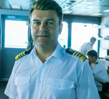 5 Questions with Scenic Eclipse Captain Le Rouzic