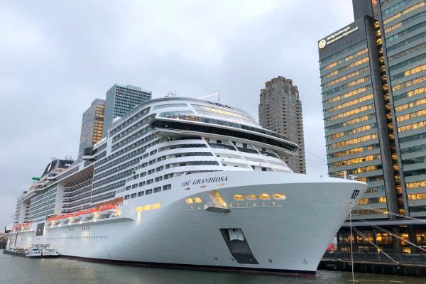 MSC Extends Fleet-wide Halt to July 10