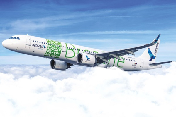 Non-Stop to Terceira With Azores Airlines