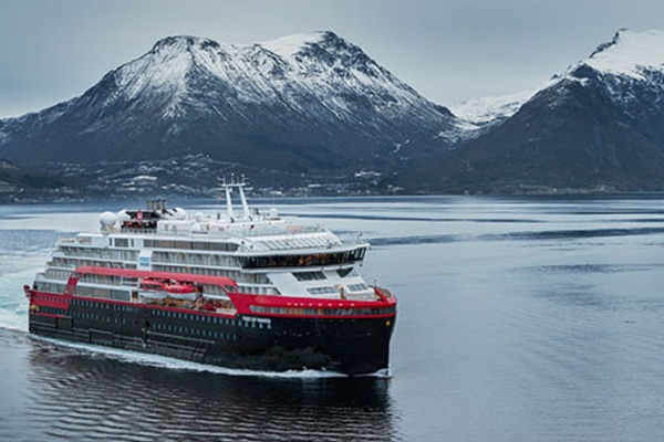 A Little Incentive From Hurtigruten