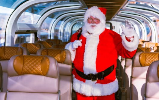 Christmas comes early for Rocky Mountaineer