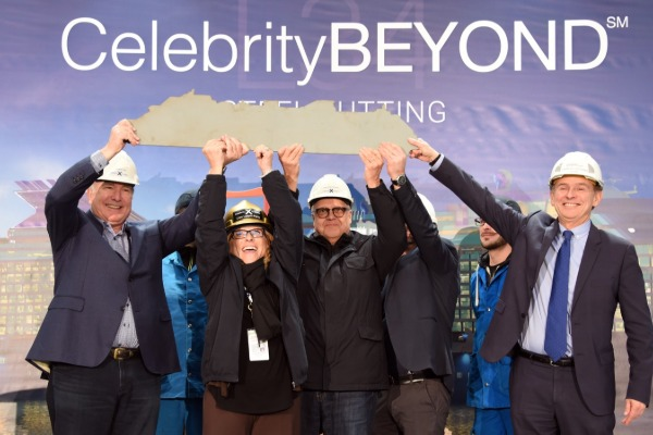 Celebrity Sails Beyond the Edge