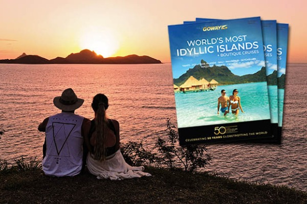Goway Launches 2020-21 Idyllic Islands Brochure