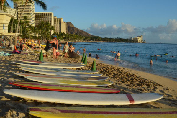 Hip Vibe At Historic Waikiki Hotel