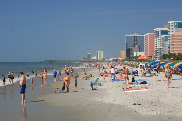 Discover Myrtle Beach This Spring With Porter