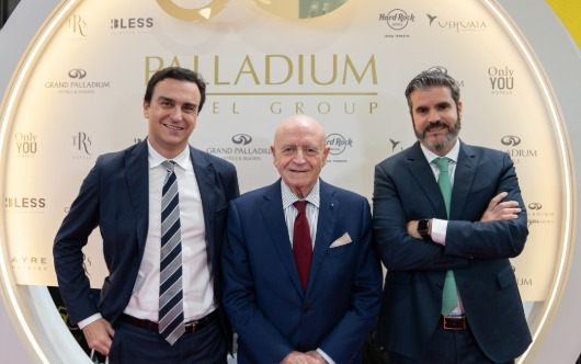 Palladium Hotel Group marks 50 years