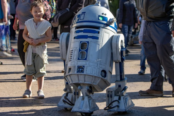 Disneyland's Star Wars Expansion Debuts Today