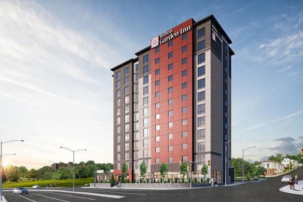 Manga Opens Hilton Garden Inn St. John's