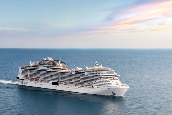 MSC Updates Bellissima 'Grand Voyage' Itinerary