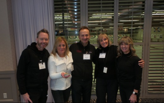 CWT Vacations hosts 6th annual bonspiel