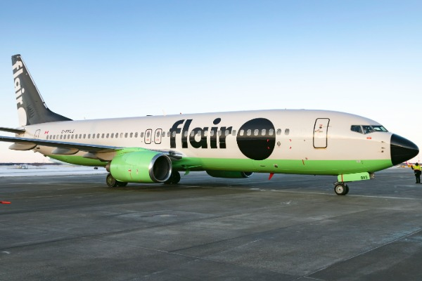 Flair Lands In Montreal
