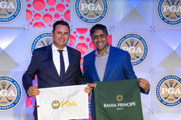 PGA of America Forms Alliance With Bahia Principe