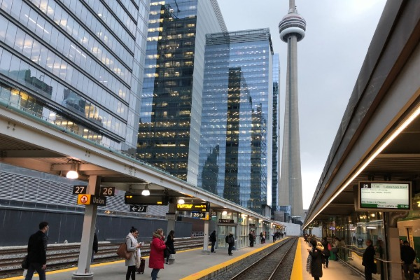 Toronto Sets New Visitor Record