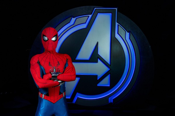 Disneyland's Avengers Campus to Open in July
