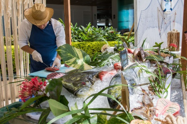 From Sea To Table At Villa Premiere