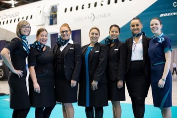 Women Take To The Skies With WestJet