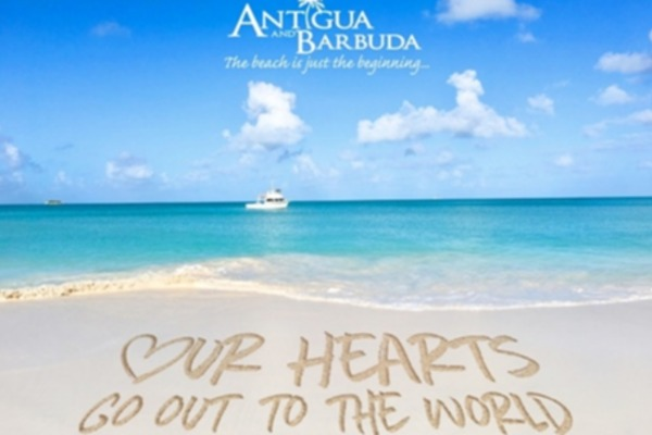Antigua, Barbuda Share 'Messages in the Sand'
