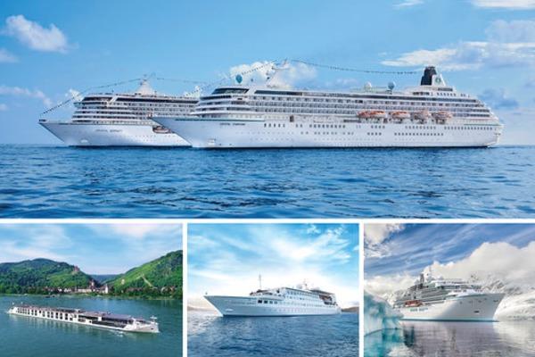 Cruise Update: Crystal, Atlas Ocean, Scenic