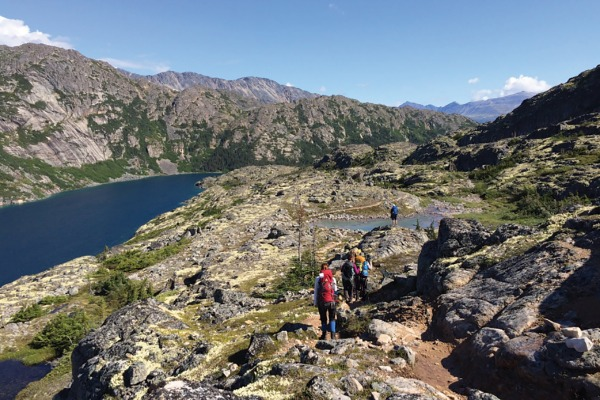Take A Hike With Great Canadian Trails