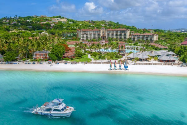 Virtual Fams From Sandals Resorts