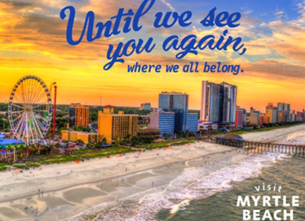 A Message From Myrtle Beach