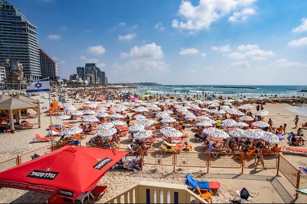 Tel Aviv Unveils Domestic Tourism Campaign