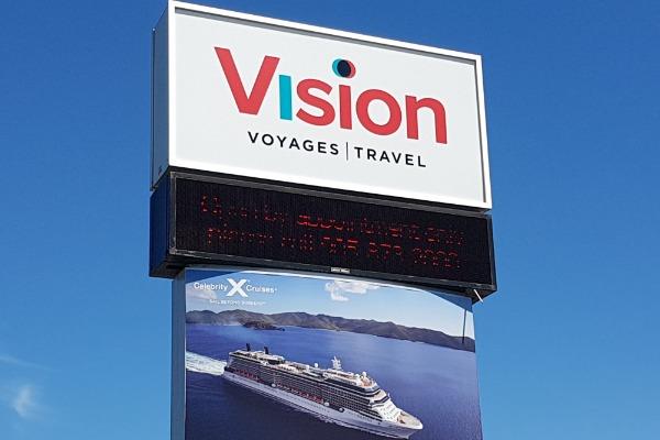 Vision Reopening Its Agencies