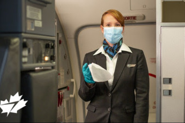 WestJet Implements Zero Tolerance Mask Policy