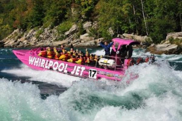 Whirlpool Jet Boat Tours Set To Celebrate 30thSeason