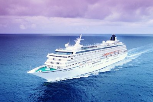 Escape To Bermuda With Crystal Cruises