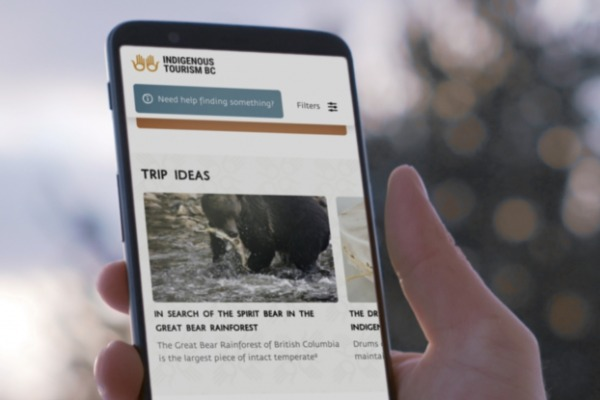 Indigenous Tourism BC Relaunches App