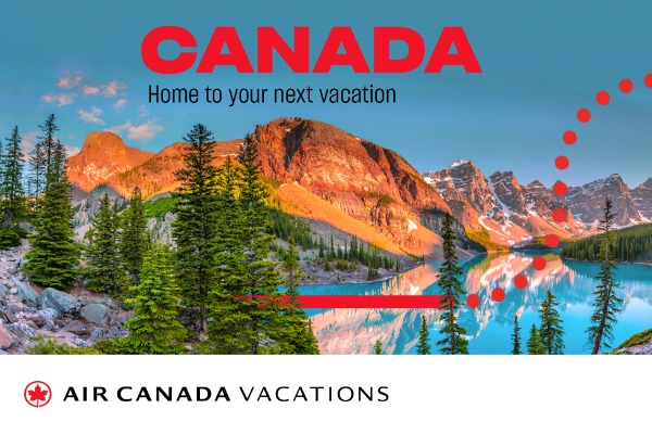 Book Canada And Earn With ACV