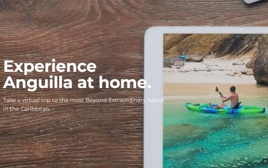 Experience Anguilla at Home