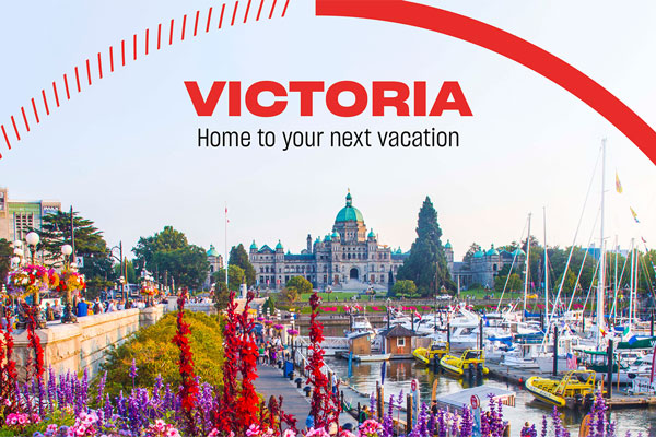 Getaway With ACV And Destination Greater Victoria