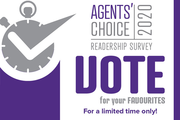 Agents' Choice: Last Chance To Vote