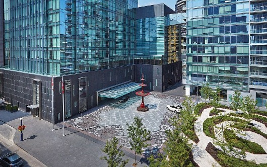 Four Seasons Hotel Toronto reopens in Yorkville