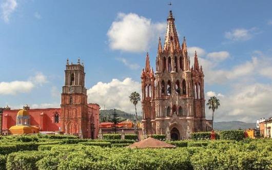 San Miguel de Allende, State of Guanajuato obtain Safe Travel stamp