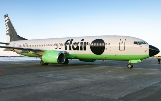 Flair Airlines' summer schedule takes off