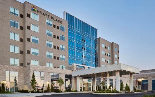 123-room Hyatt Place Toronto/Mississauga Centre Opens