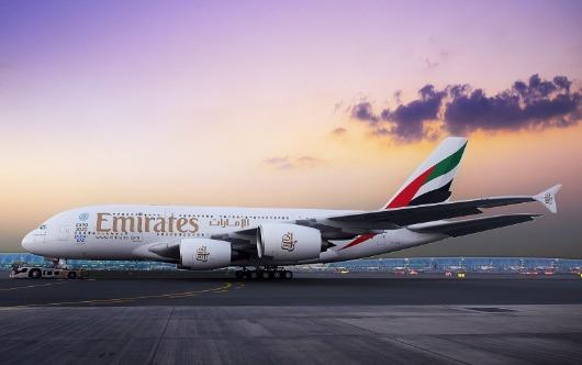 Emirates resumes A380 service to Toronto